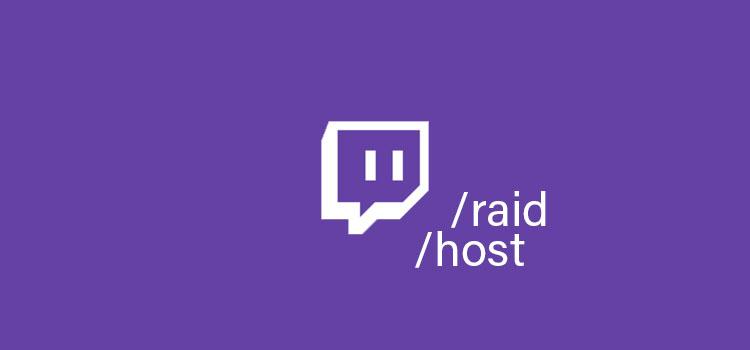 Twitch Host